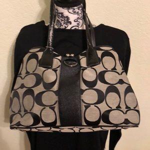 Coach Coin Carryall purse